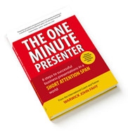 The One Minute Presenter