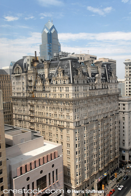 Downtown hotel, Philadelphia, Pennsylvania